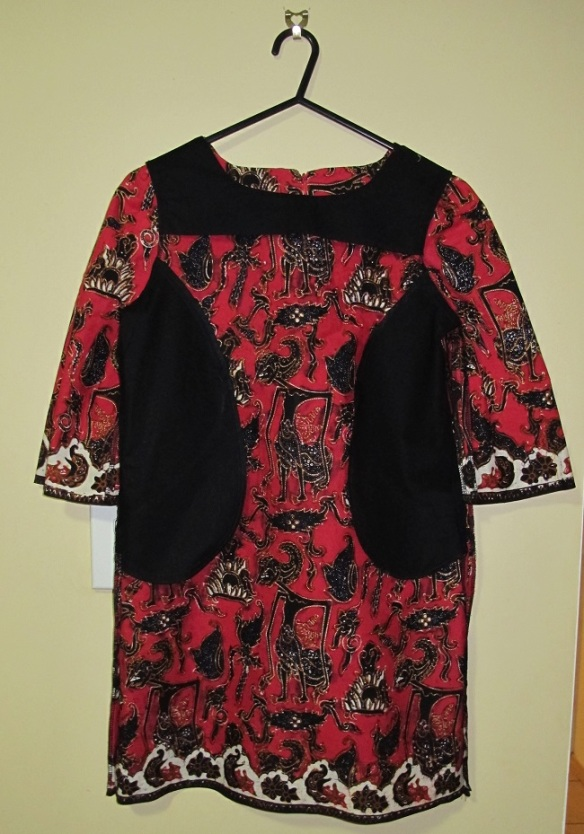 Inside front, Sunki Dress
