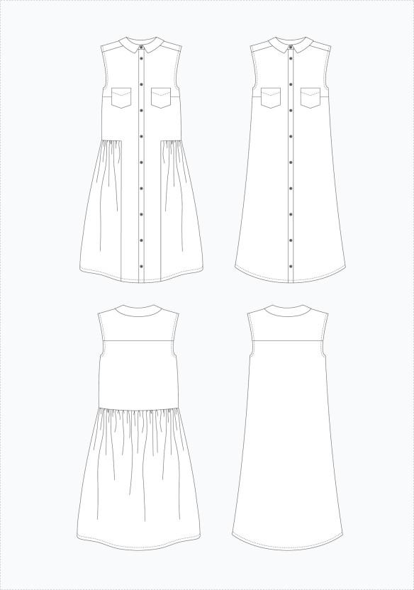 Alder Dress Variations