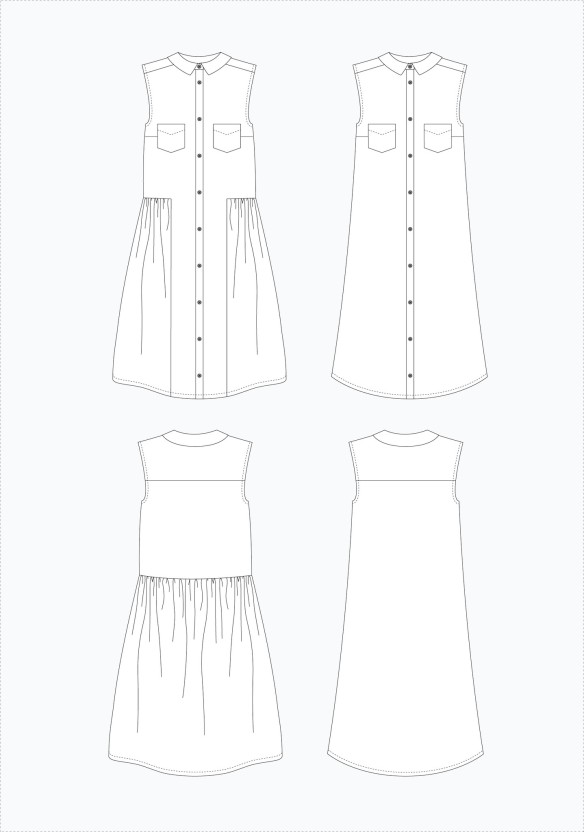 Alder Dress Variations