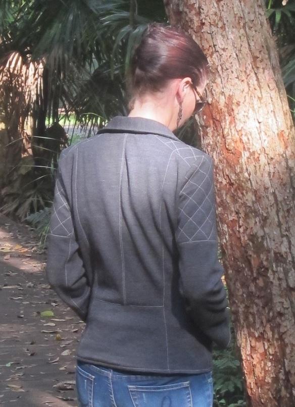 Style Arc Ziggi - back view