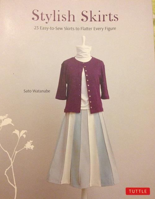 Stylish Skirts by Sato Watanabe. Published by Tuttle