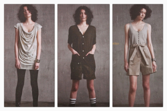 Some of the garments from She Wears the Pants
