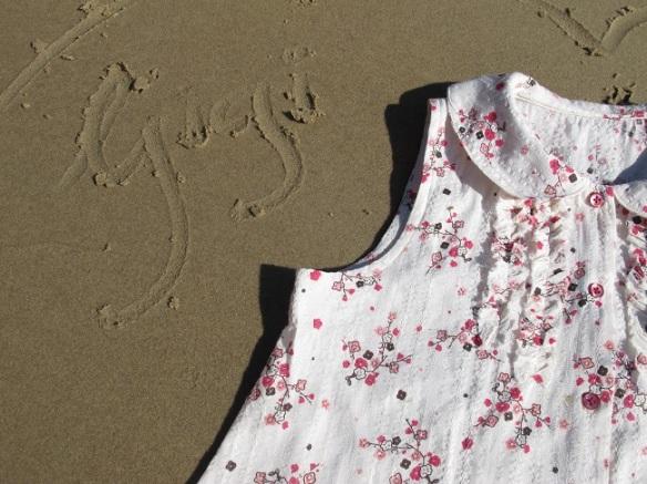 Giselle blouse 3