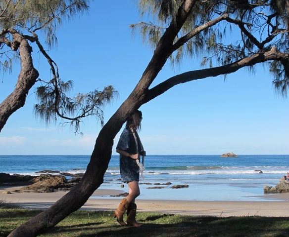 Oxley Beach, Port Macquarie.