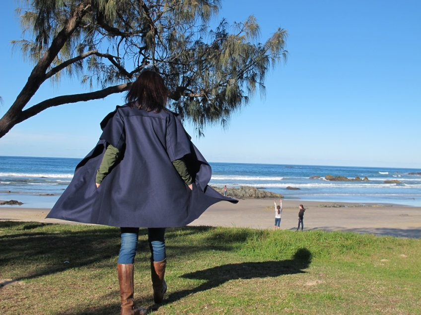 Sydney Jacket by Tessuti Fabrics,