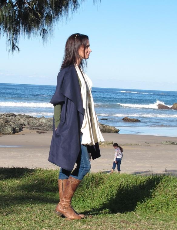 Sydney Jacket by Tessuti Fabrics, Australia.