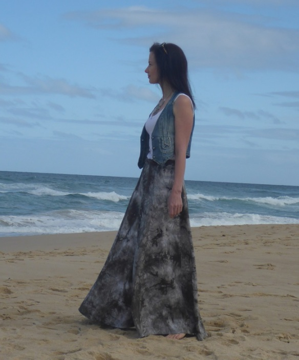 Fumeterre Skirt by Deer & Doe