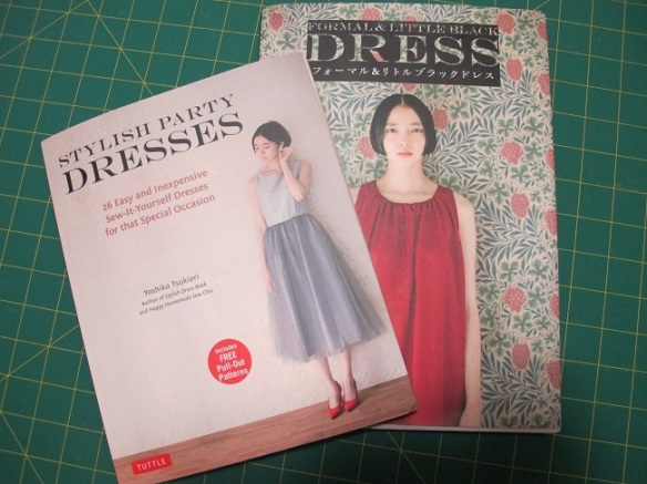 Stylish Party Dresses: the English and Japanese editions