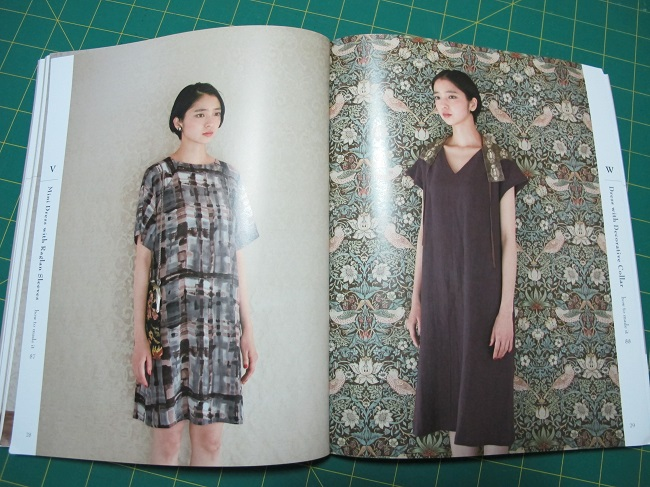 I do love this raglan sleeve mini dress and would love to try this as a t-shirt dress in a rayon knit.