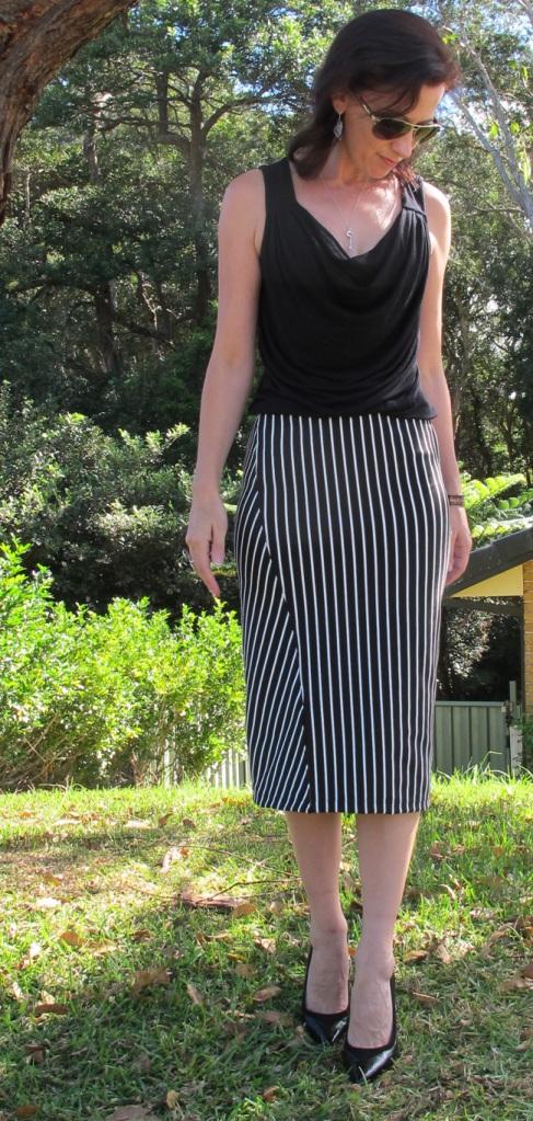 Taylor Skirt, Style Arc