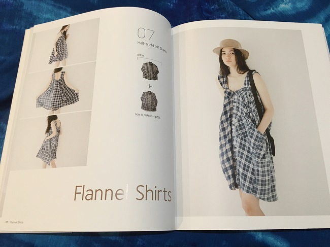 Stylish Remakes, Violette Room. Flannel Shirts