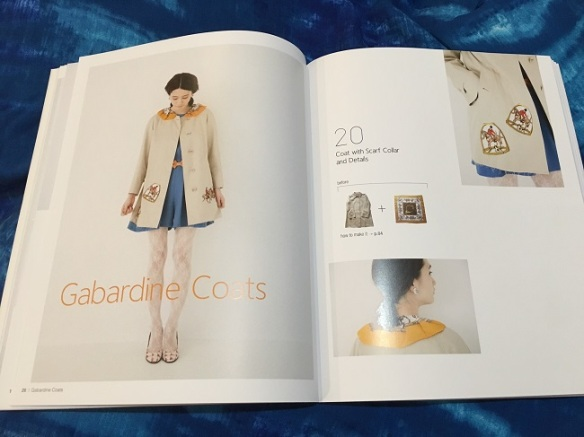 Stylish Remakes, Violette Room. Gabardine Coats