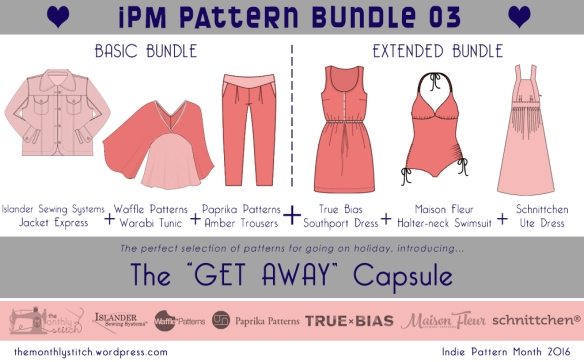 Indie Pattern Month, June 2016