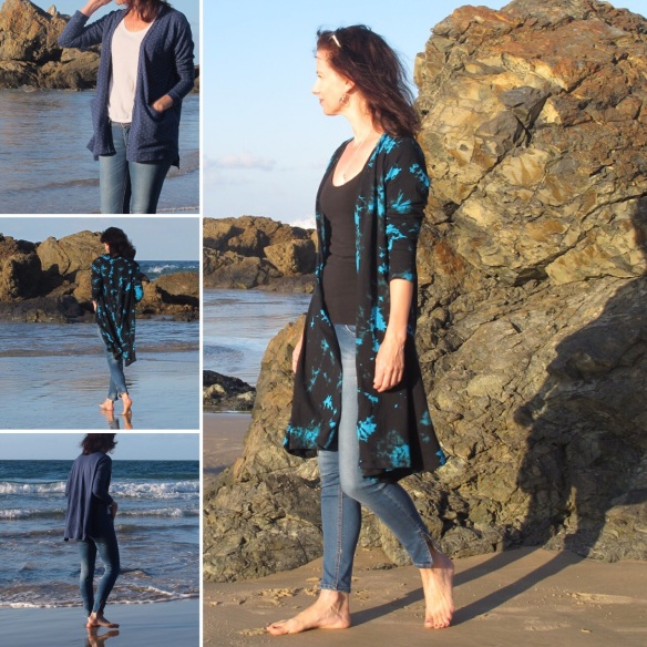 Driftless and Megan Cardigan
