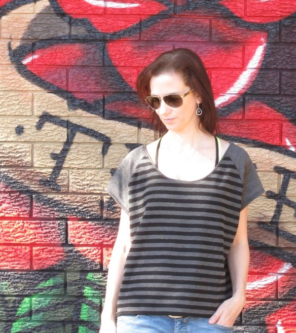 Penny Raglan, Grainline Studios
