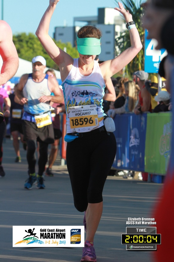 Gold Coast Half Marathon 2017