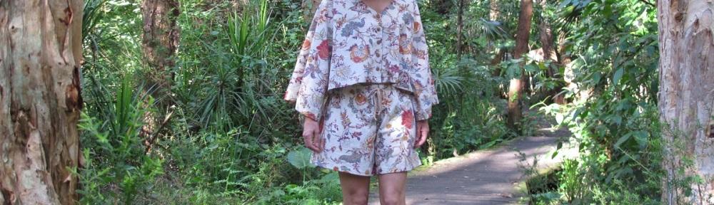 Pipit Loungewear, Common Stitch, linen cotton